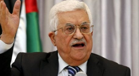 Abbas announces first Palestinian elections in 15 years