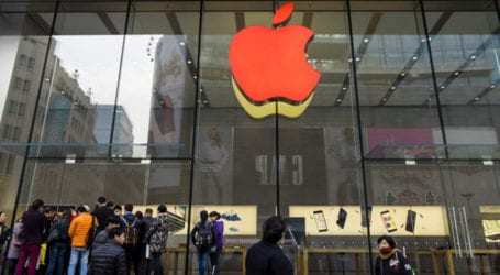 Apple removes 39,000 game apps from China store