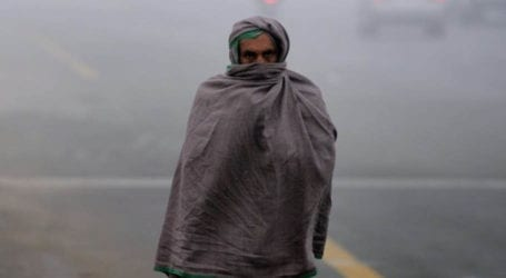 Cold wave in Karachi to persist for next week: PMD