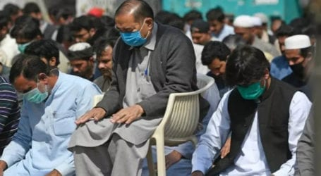 Coronavirus claims 48 more lives, infects over 1,594 in Pakistan