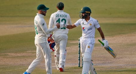 Pak vs SA: National team bowled out for 378 in first Test