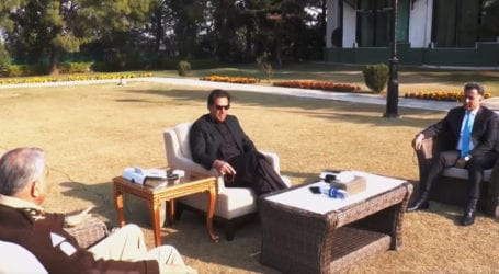 PM Imran, Army chief, DG ISI discuss national security matters