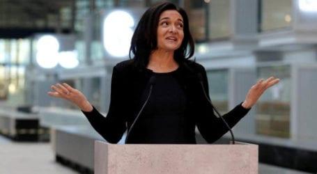 Facebook has no plans to lift Trump ban: Sandberg