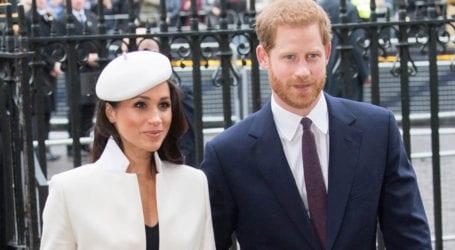 Harry, Meghan make final split with British royal family
