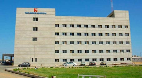 Indus Hospital refutes corruption allegations, terms Global Fund's report a 'draft'