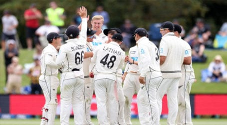 Pakistan suffers innings defeat in second Test against NZ