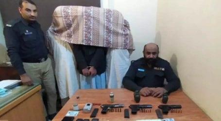 Police arrests three TTP terrorists in Karachi