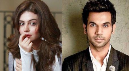 Thank you so much: Rajkummar Rao responds to Zara Noor Abbas' snap