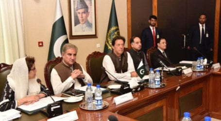 PM summons PTI parliamentary party meeting in Islamabad