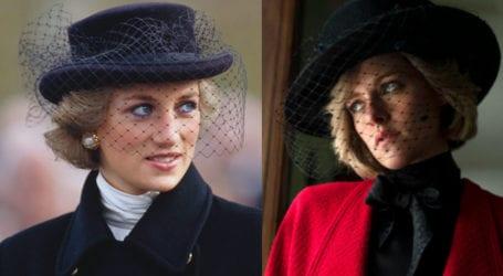 Kristen Stewart's first look as Princess Diana in 'Spencer' revealed
