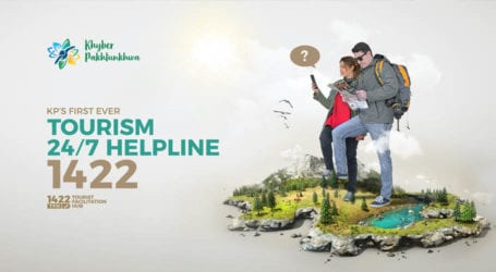 KP govt launches first ever helpline for tourists