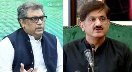 Ali Zaidi, CM Murad seek PM's intervention after verbal clash