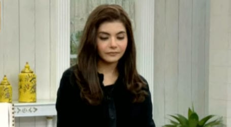 Mother of TV host Nida Yasir passes away