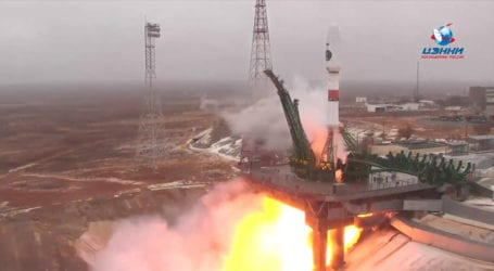Russia launches first Arctic's climate monitoring satellite