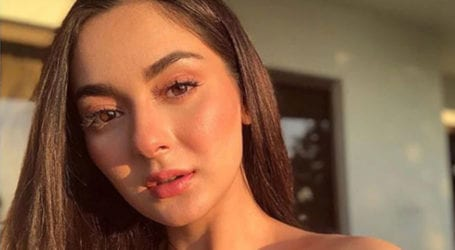 Filters have been part of our life, people need to be okay with it: Hania Amir