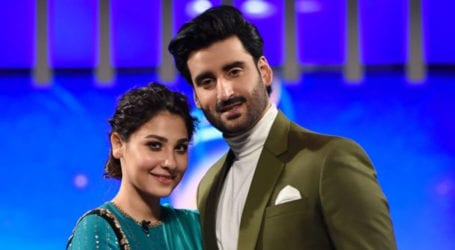 Agha Ali and Hina Altaf all set to host their own talk show