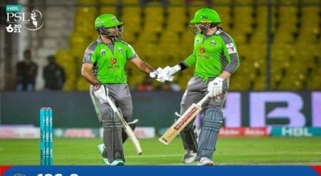 PSL-2021: Lahore Qalandars crush Karachi Kings by 6 wickets