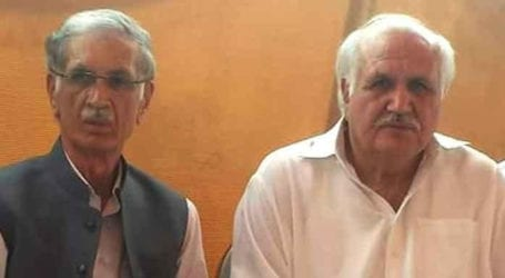 Liaquat Khattak removed from KP cabinet after PTI's defeat in Nowshera by-poll