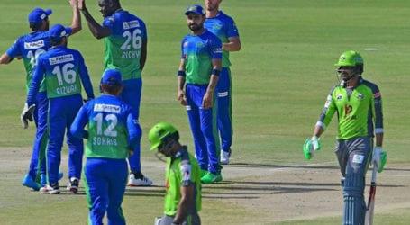 PSL 2021: Multan Sultans beat Lahore Qalandars by 7 wickets