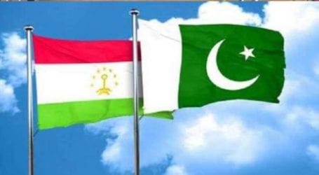 Pakistan, Tajikistan sign accord to enhance customs mutual cooperation