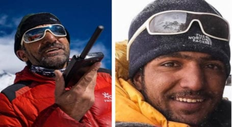 Sajid Ali Sadpara decides to lead search operation of missing climbers