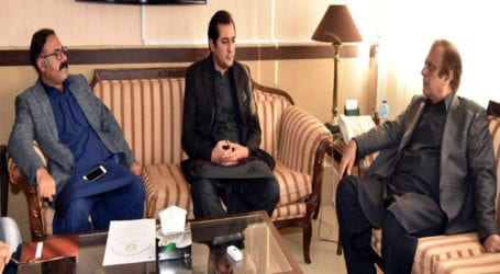 PM Imran paying special focus on tourism promotion in GB: Shibli Faraz