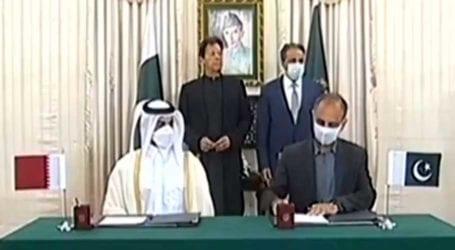Pakistan, Qatar sign new LNG import agreement