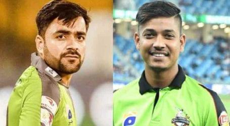 PSL 6: Sandeep Lamichanne replaces Rashid Khan in Lahore's squad