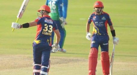 Babar Azam stars as Karachi Kings beat Multan Sultans