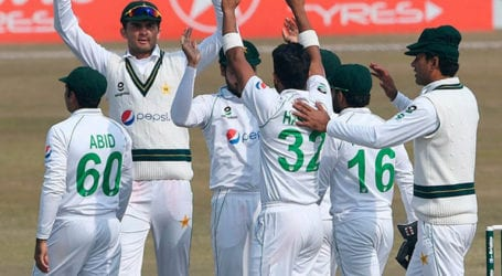 Pakistan win second Test against South Africa by 95 runs