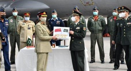 China provides COVID-19 vaccine to Pakistan Army