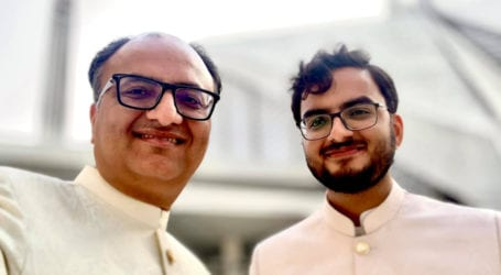 Social activist Rehan Allahwala sets unique example with son's simple wedding
