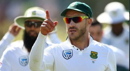 South Africa's Faf du Plessis retires from Test cricket