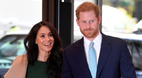 Prince Harry says toxic British press was destroying his mental health