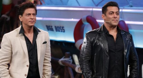 Shahrukh Khan and Salman Khan begin shooting for 'Pathan'