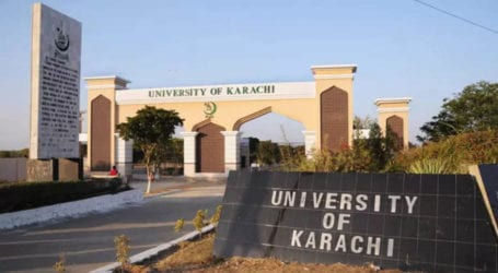 Protests at Karachi University after teacher attacked by IBA students