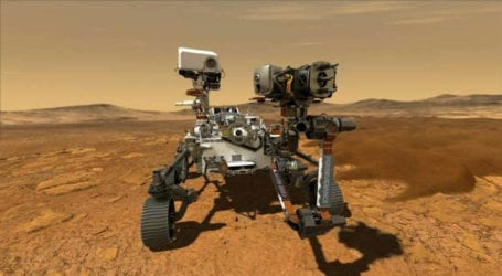 NASA's rover Perseverance makes historic Mars landing