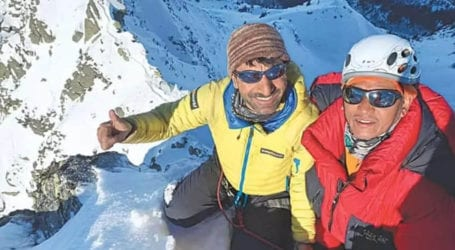 Search operation continues for Ali Sadpara, two other climbers missing on K2
