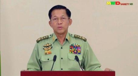 Myanmar military raids Suu Kyi's party offices, UN slams violence