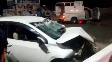 Rangers official dead as car rams into patrolling vehicle