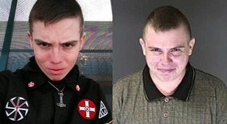 White supremacist sentenced to 20 years for plotting to bomb Colorado synagogue