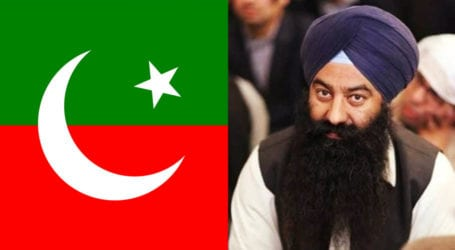 PTI nominates Gurdeep Singh as first Sikh candidate for Senate