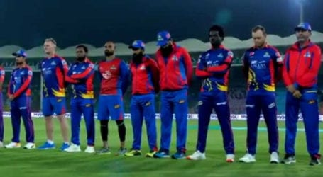 Karachi, Quetta players observe moment of silence for Ali Sadpara