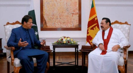 PM Imran Khan advises Sri Lanka to benefit from CPEC