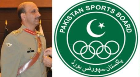 Colonel (retd) Asif Zaman appointed Director General of Pakistan Sports Board