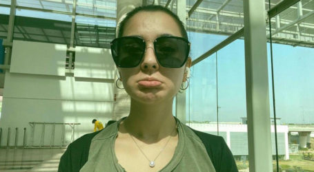 Hania Amir shares pictorial representation of being 'hurt'