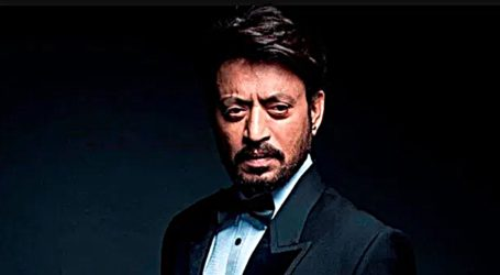 Late Bollywood actor Irrfan Khan honoured with two awards
