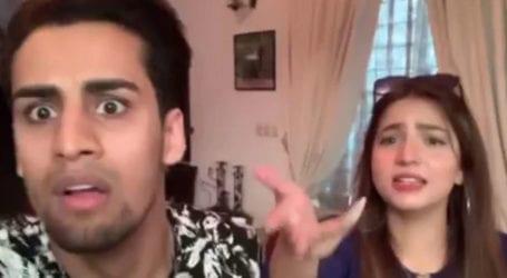 Video of 'Pawri Horai Hai' and 'Maro Mujhe Maro' creators goes viral