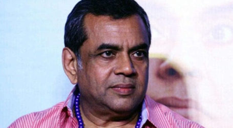 After Sachin Tendulkar, actor Paresh Rawal also tests positive for COVID-19