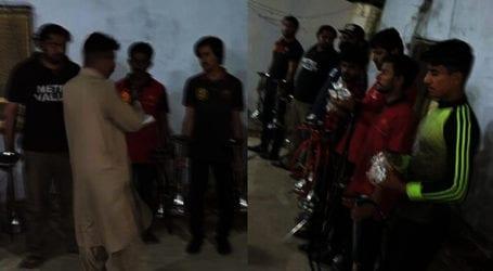 Police arrest 10 in hookah bar raid on Karachi's Super Highway